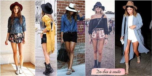 tendência-chapéu-como-usar-com-shorts