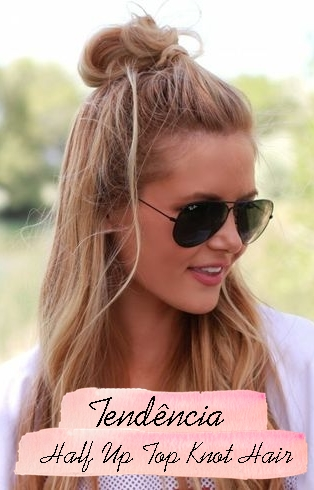 tendência-half-up-top-knot-hair-carol-doria-2015