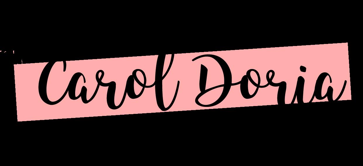 Carol Doria - Cotidiano, feminices e descobertas